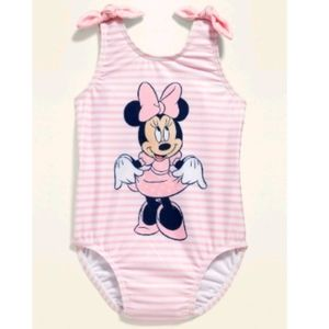 Disney 3T Minnie Mouse Swimsuit
